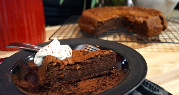 A chocolate cake that lowers blood sugar