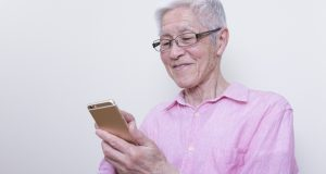 Using an app to manage diabetes