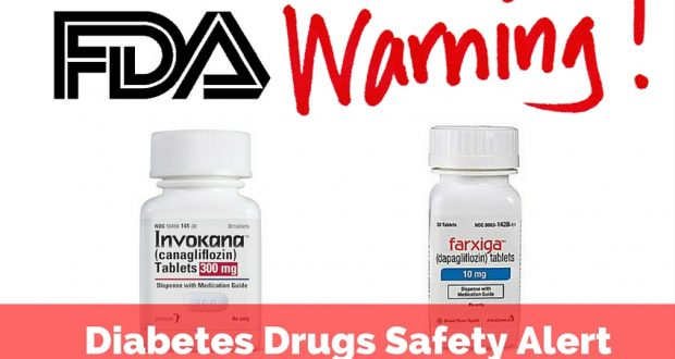 Safety Alert For Four Diabetes Drugs