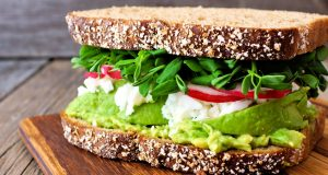 Superfood sandwich