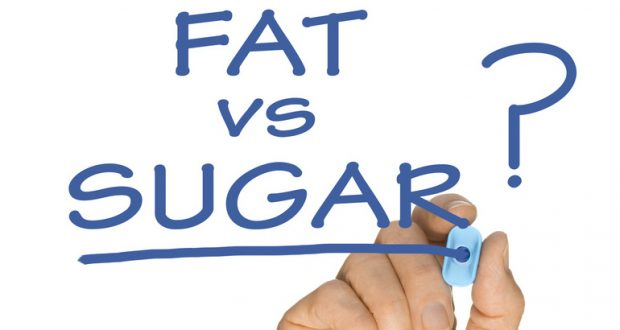 fat is better than sugar image