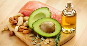 Foods high in healthy fats